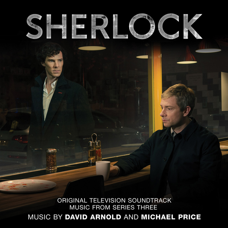 SHERLOCK series 3 soundtrack